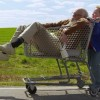 Old dogs. Old Tricks. Still Funny. Here's the first trailer for 'Jackass Presents: Bad Grandpa'
