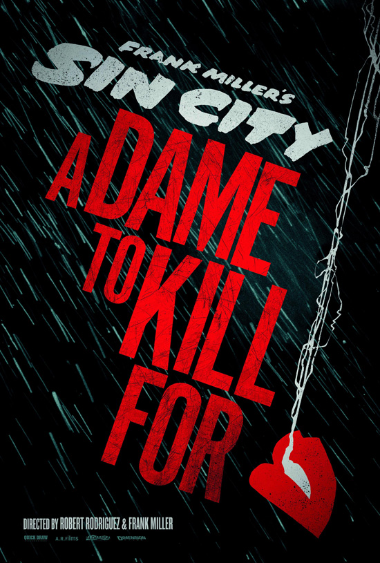 Sin City A Dame To Kill For Will Have Killer Cast As border=