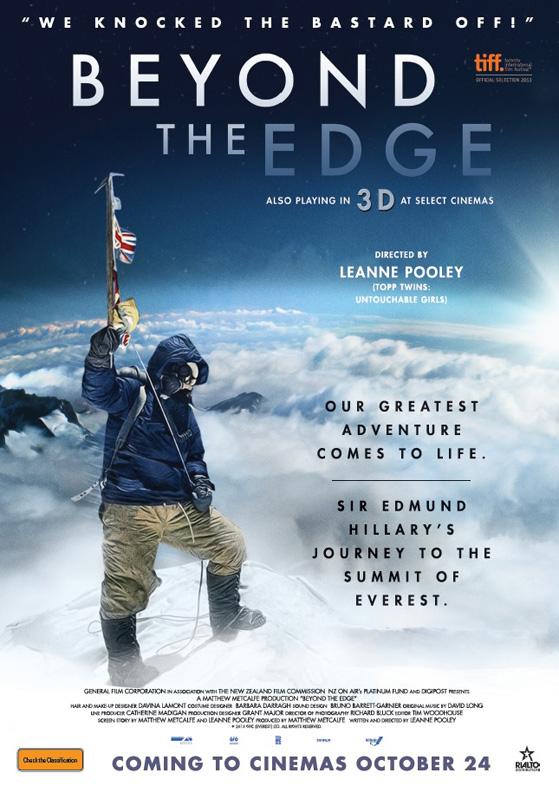 Beyond the Edge Poster