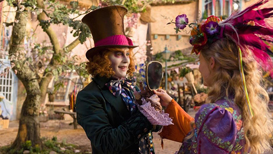 Alice Through The Looking Glass CRR